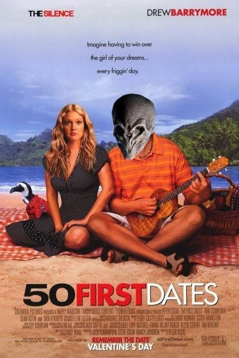 50 first dates doctor who the silence - 7950391296