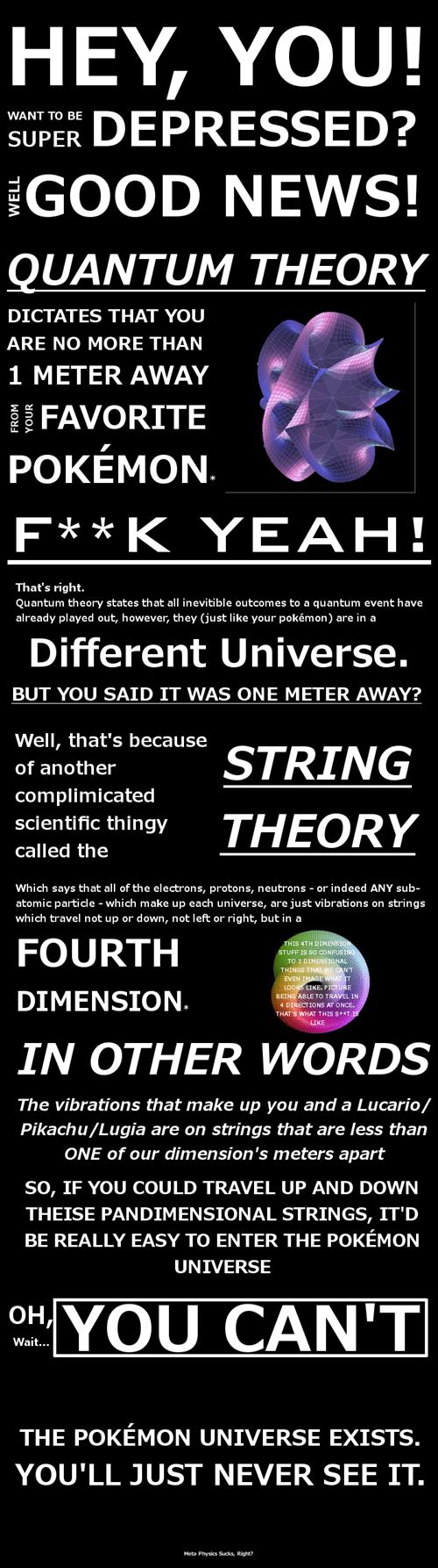 Pokémon universes quantum theory - 7950443264