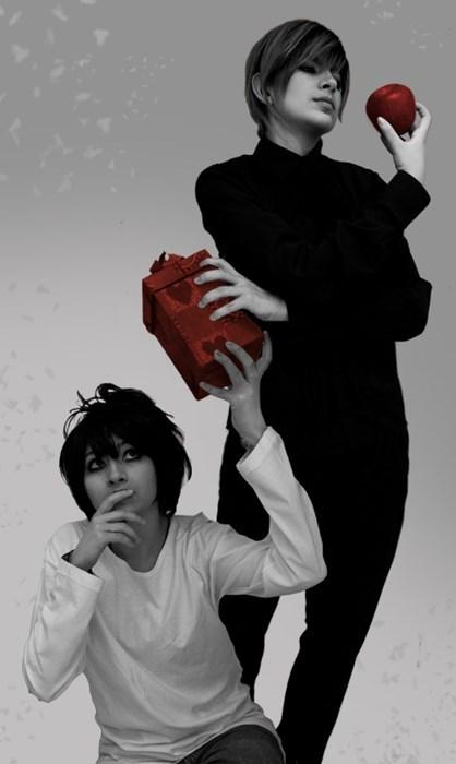 cosplay,anime,death note,manga