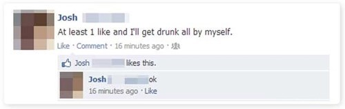 drinking alcohol drunk likes failbook - 7950678272