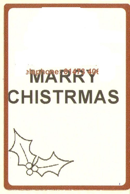 christmas,labels,there I fixed it