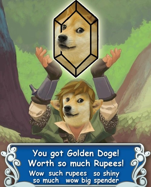 doge needs to stop but is a meme I should post sry Memes zelda - 7951537408