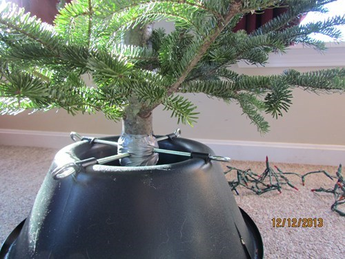 christmas trees,there I fixed it,duct tape