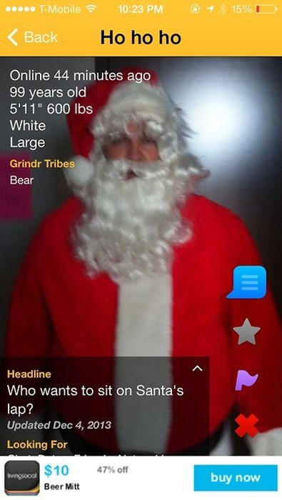 christmas santa online dating - 7952460800