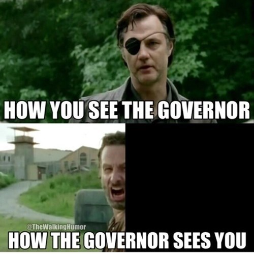 the governor The Walking Dead - 7952486400