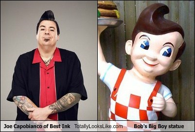 big boy totally looks like stature joe capobianco - 7953525760