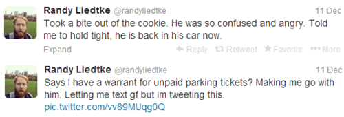 randy liedtke,iphone cookie prank,iphone cookies