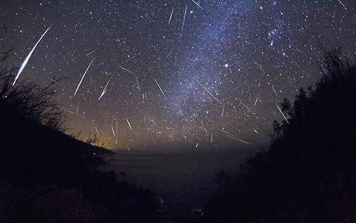 awesome,geminid,science,meteor shower