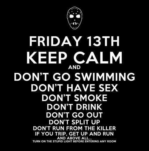 jason vorhees friday the 13th keep calm - 7953790976