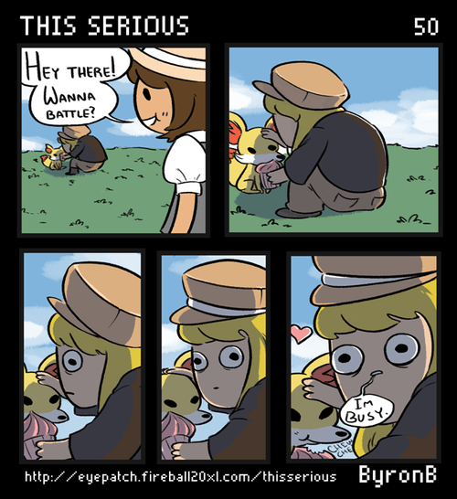 fennekin,Pokémon,web comics