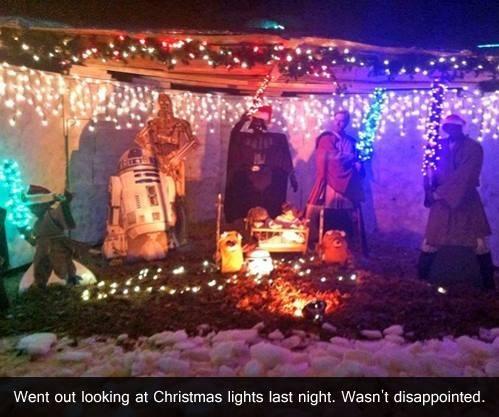 star wars christmas lights - 7953826048