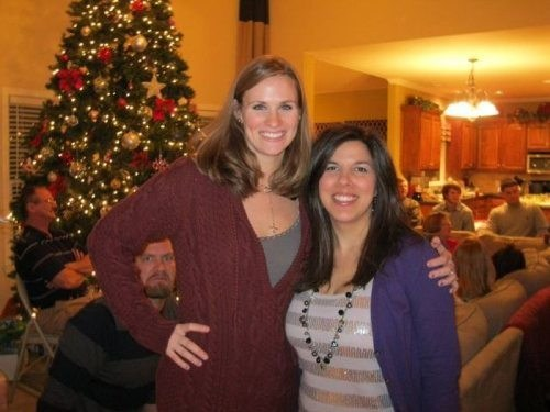 christmas,photobomb