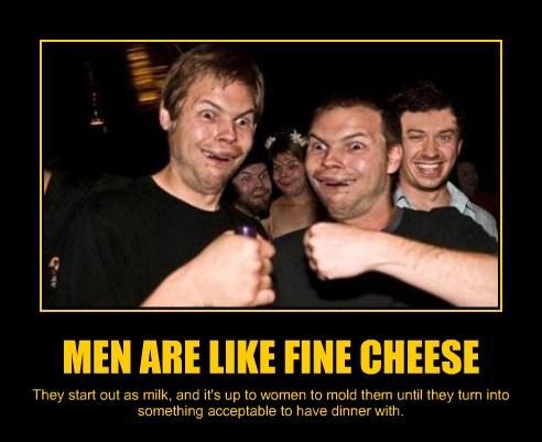 cheese men funny women - 7953854720