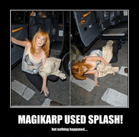Pokémon kathy griffin splash funny