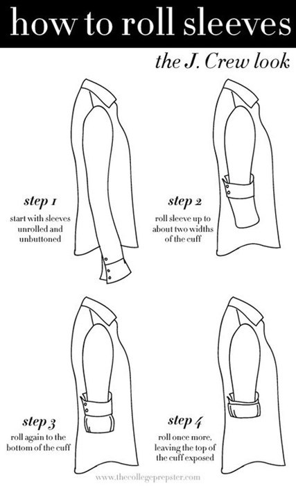 fashion,Chart,sleeves,How To