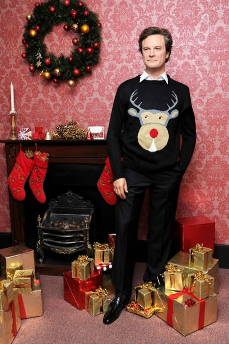 christmas fashion sweater poorly dressed - 7954048512