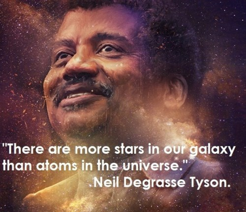 Astronomy science Neil deGrasse Tyson