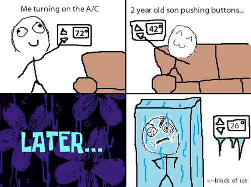 air conditioner kids - 7954952448