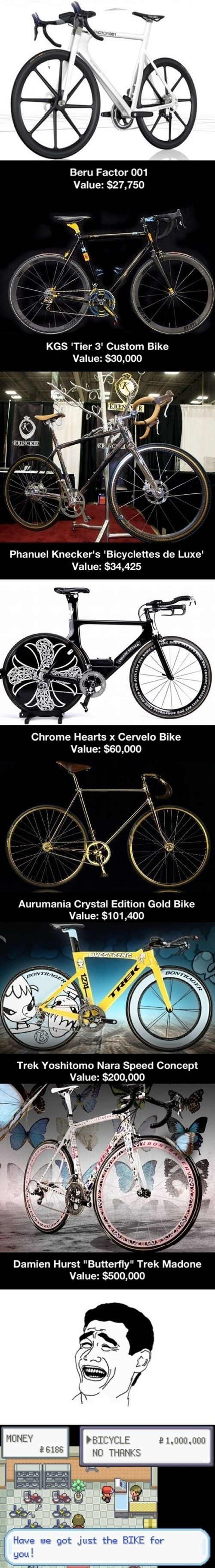 Pokémon bicycles bikes expensive - 7955278080