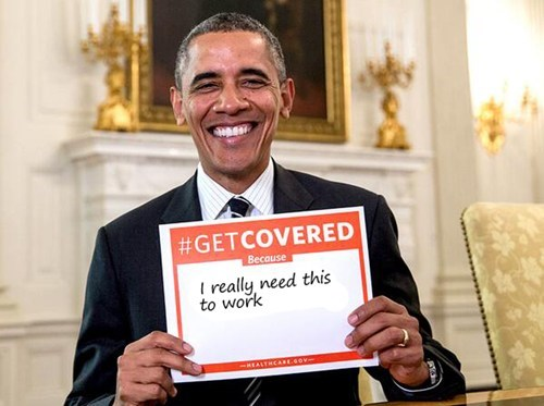 obamacare obama getcovered - 7955548416