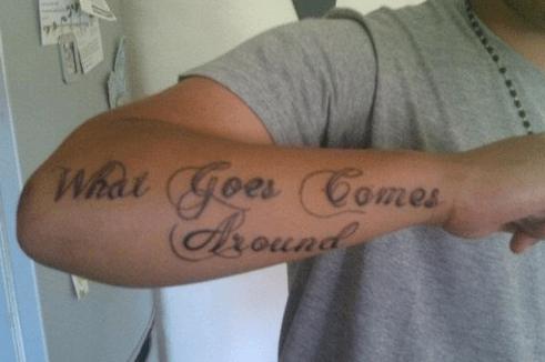 missing wtf tattoos g rated Ugliest Tattoos - 7956955648