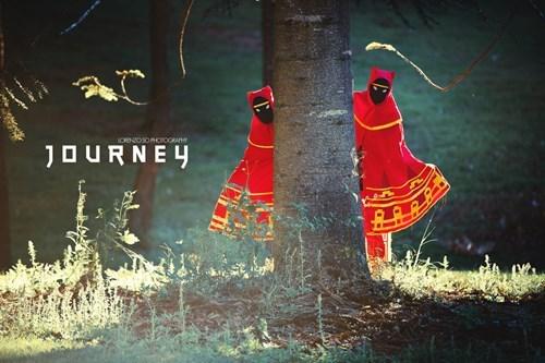 journey cosplay video games