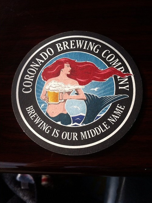 beer coaster funny mermaid after 12 g rated - 7957387776