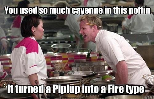 Pokémon Memes piplup poffins - 7957701120