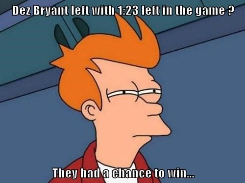 not sure if dez bryant Memes