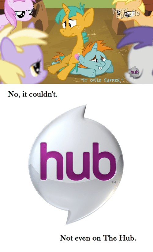 snips and snails the hub MLP