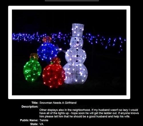 christmas lights relationships - 7958301696