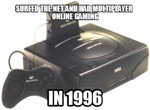 consoles hipsters sega sega saturn - 7958445056