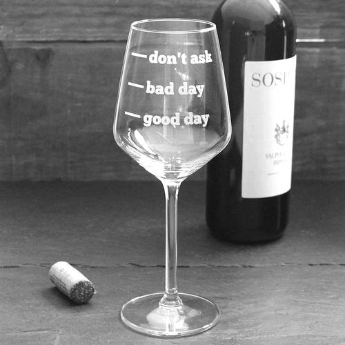 wine bad day glass funny after 12 g rated