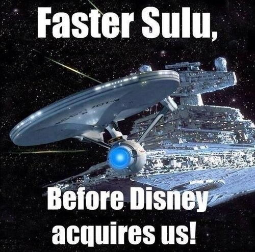 disney Star Trek star wars - 7958619136