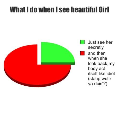 flirting,Pie Chart