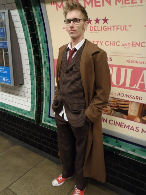 10th doctor cosplay doctor who - 7959254784