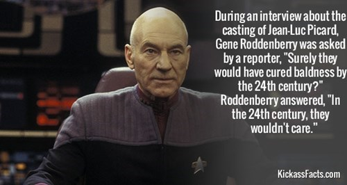 gene roddenberry,Star Trek,TNG,patrick stewat