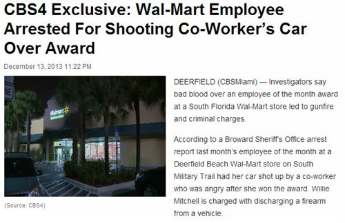Probably bad News,news,wal mart