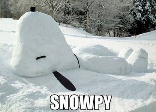 christmas,snow,puns,snoopy