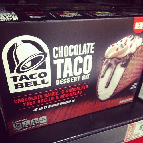 america desserts taco bell - 7960659968