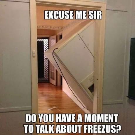 jesus,puns,freezer