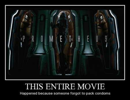 condoms funny safety Movie prometheus