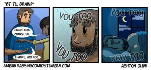 brains you too regrets web comics