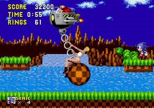 Music sonic wrecking ball