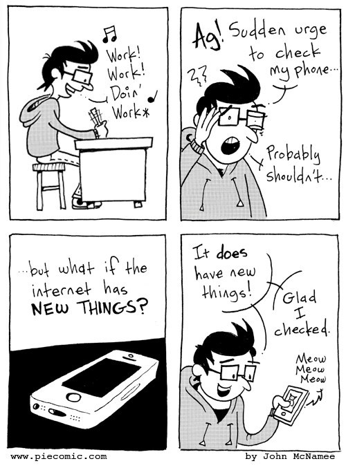 cellphones,internet,web comics,new media