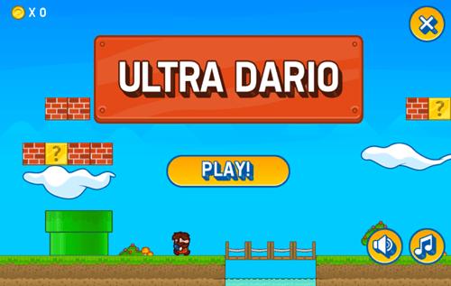 knockoff - Games - xo ULTRA DARIO PLAY!
