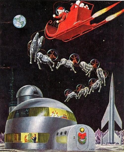 christmas reindeer santa wtf - 7962208000