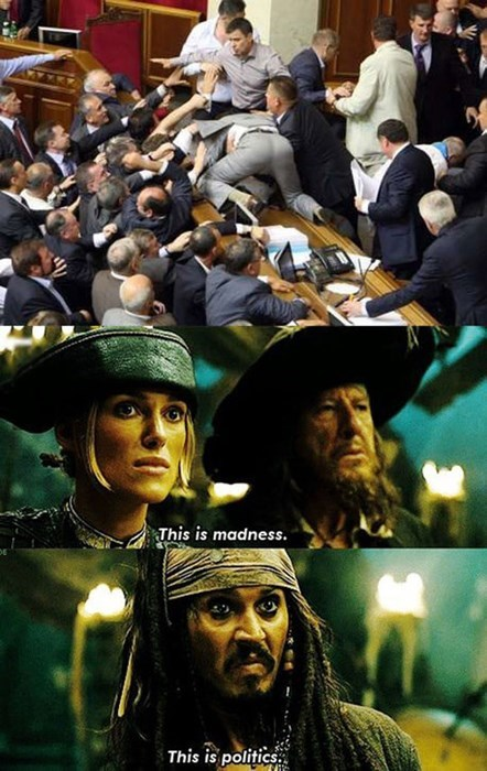 government Pirates of the Caribbean politicians - 7962224128