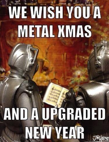 doctor who christmas cybermen - 7962236672