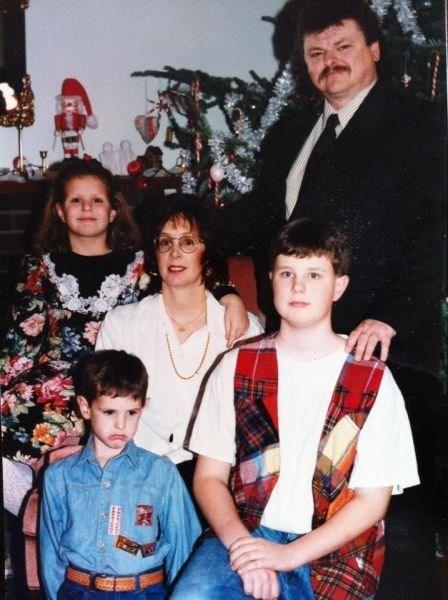 christmas family photos kids parenting - 7962272512